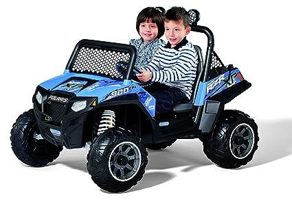 Peg Perego Ride On Toys >> Peg Perego Polaris Rzr 900 Ride On 12v Blue