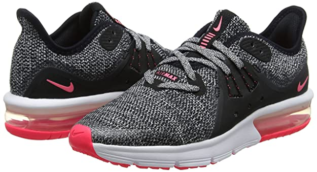 huge selection of 6ad6d a4229 Amazon.com | Nike Air Max Sequesnt 3 (GS) Grade School (Big Kids) Running  Shoes 922885-001 (4.5Y) | Sneakers