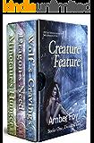 Creature Feature: Taboo Shifter Sex, Books 1 2 & 3
