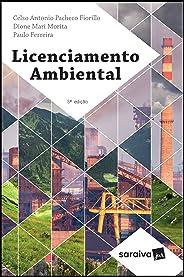 Licenciamento ambiental - 3ª edição de 2019