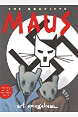 The Complete Maus: A Survivor's Tale (Pantheon Graphic Library) Hardcover
