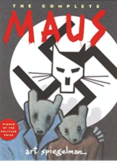 Amazon metamaus a look inside a modern classic maus book the complete maus fandeluxe Choice Image