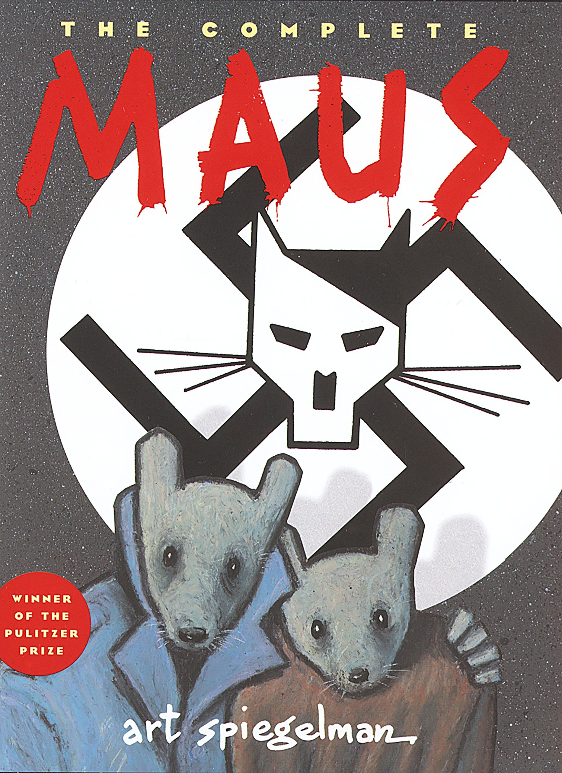 The Complete Maus by Raw Books and Graphics