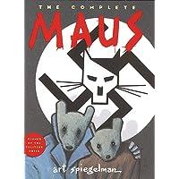 The Complete Maus: A Survivor's Tale
