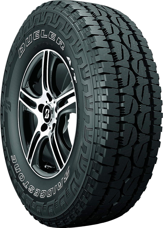 Bridgestone Dueler A//T Revo 3 All Terrain Tire LT275//65R18 123 S E
