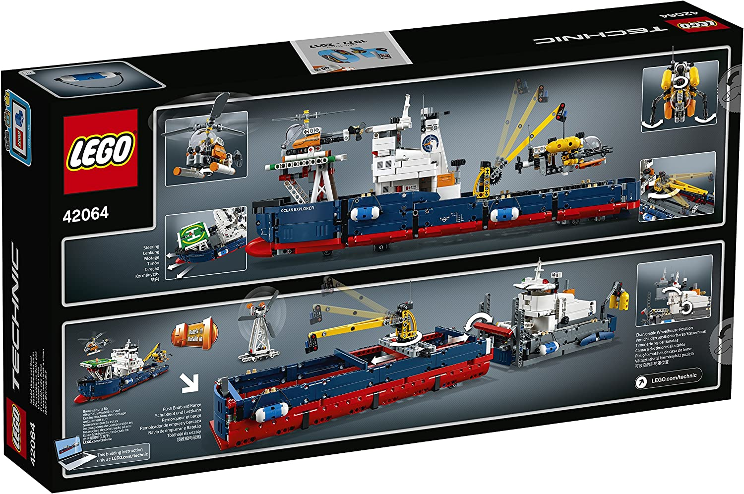 LEGO Technic Ocean Explorer Set