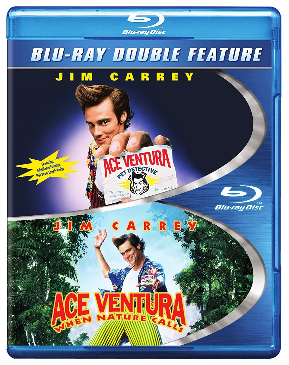 Ace Ventura: Pet Detective / When Nature Calls