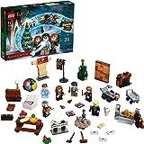 LEGO 76390 Harry Potter Adventskalender 2021 Julklapp och Brädspel Barn + 7 år med 6 Minifigurer