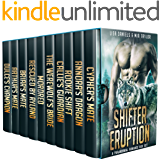 Shifter Eruption: A Paranormal Romance Box Set
