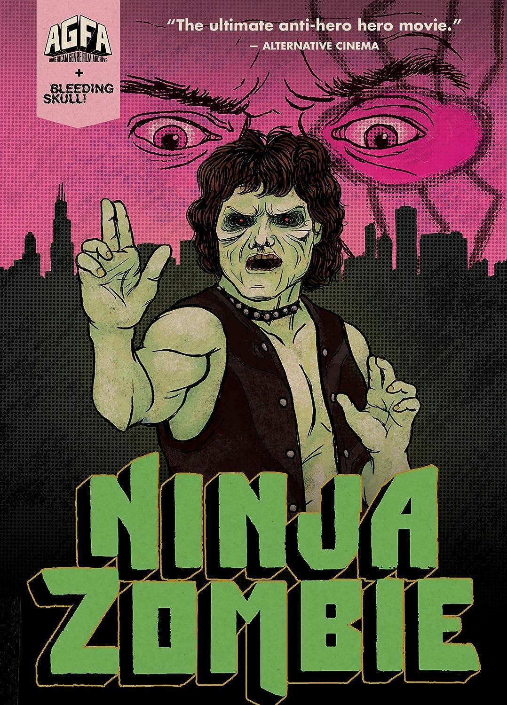 Amazon.com: Ninja Zombie: John Beaton Hill, Mark Bessenger ...
