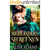Highlander's Secret Nun: A Medieval Scottish Historical Highland Romance Book