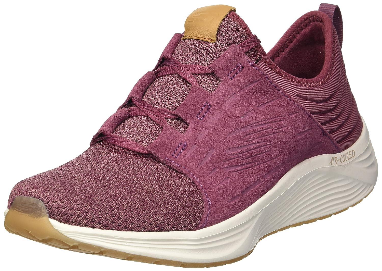 Skechers Women's Skyline Sneaker B078TNDT4M 8 B(M) US|Burgundy
