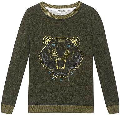 98ea604d Amazon.com: Kenzo Kids Boys' Kenzo Kh Kb Tiger Head: Clothing