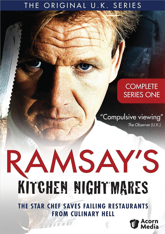 Ramsay S Kitchen Nightmares Series 1 Dvd Region 1 Us Import Ntsc Amazon Co Uk Dvd Blu Ray