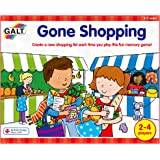 Galt Toys Inc Gone Shopping Board Game
