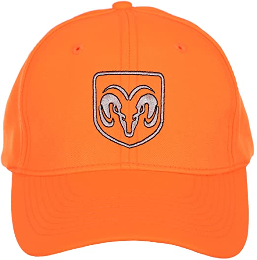 A3 Headwear Dodge RAM Logo Adjustable Ball Caps in 4 Rugged Designs and  Colors (Hunter d9f50a2ad9b