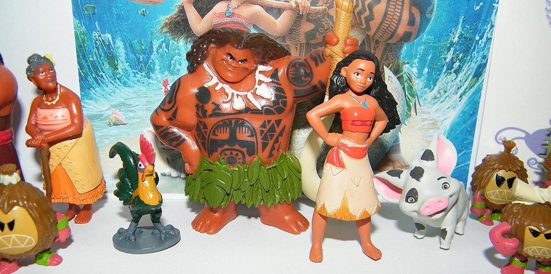 Amazon.com: Conjunto de 14figuras de juguete lujosas ...