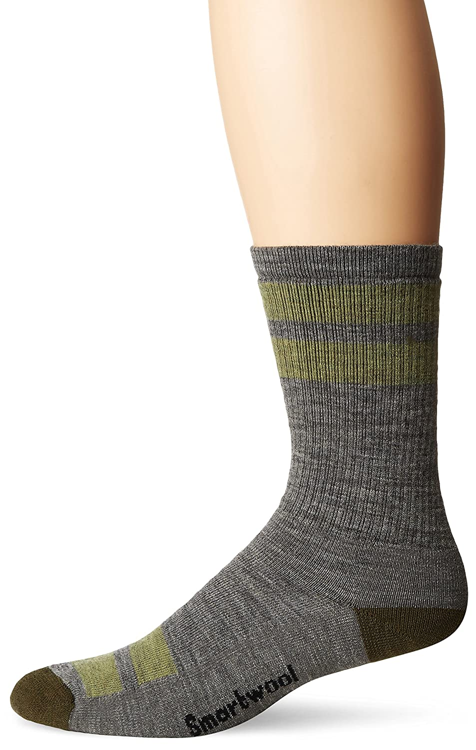 Smartwool Mens Striped Hike Medium Crew