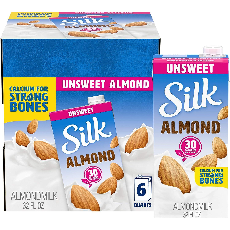 Silk Shelf-Stable Almondmilk