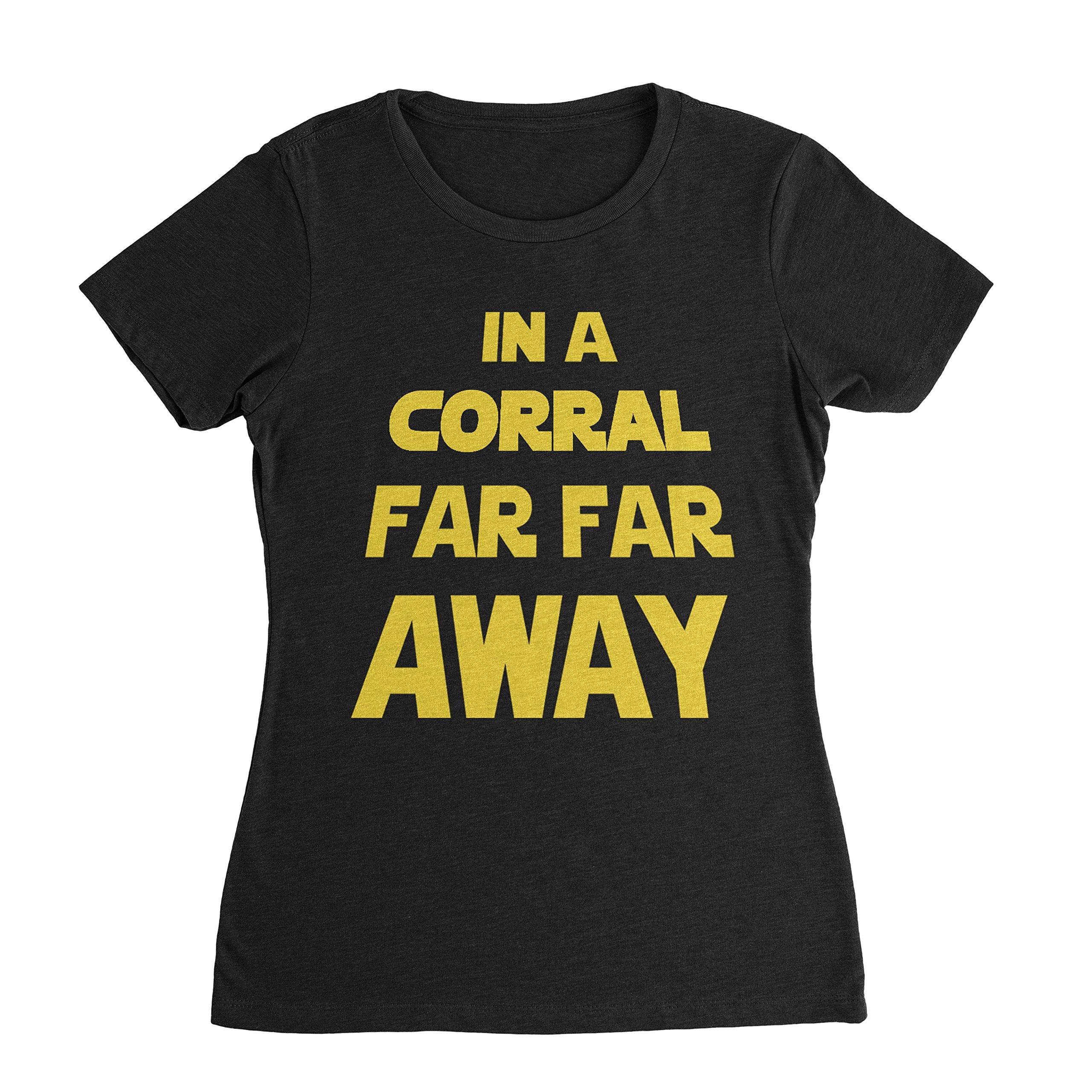 Usa In A Corral Far Away Shirts
