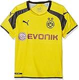 Puma Kinder Bvb International Replica Shirt with Sponsor Logo Trikot