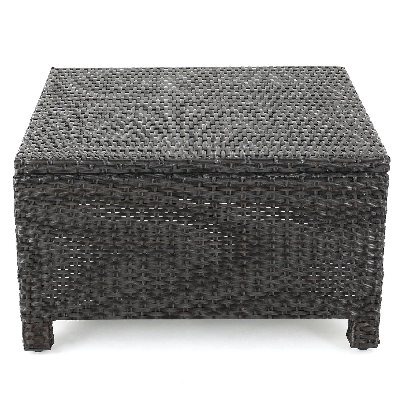 Amazon Venice Outdoor Patio Furniture Wicker Sectional Sofa