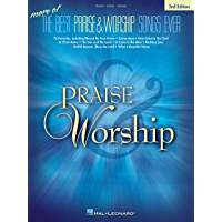 More of the Best Praise & Worship Songs Ever book cover
