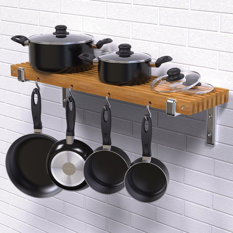 Amazon.com: Juegos De Cocina 15 Piezas De Color Negro Antiadherente Para Cualquier Cocineta: Kitchen & Dining