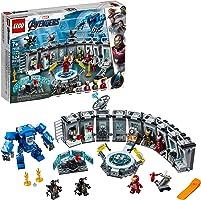 LEGO Marvel Avengers Endgame, Salón de armaduras de Iron Man, 76125