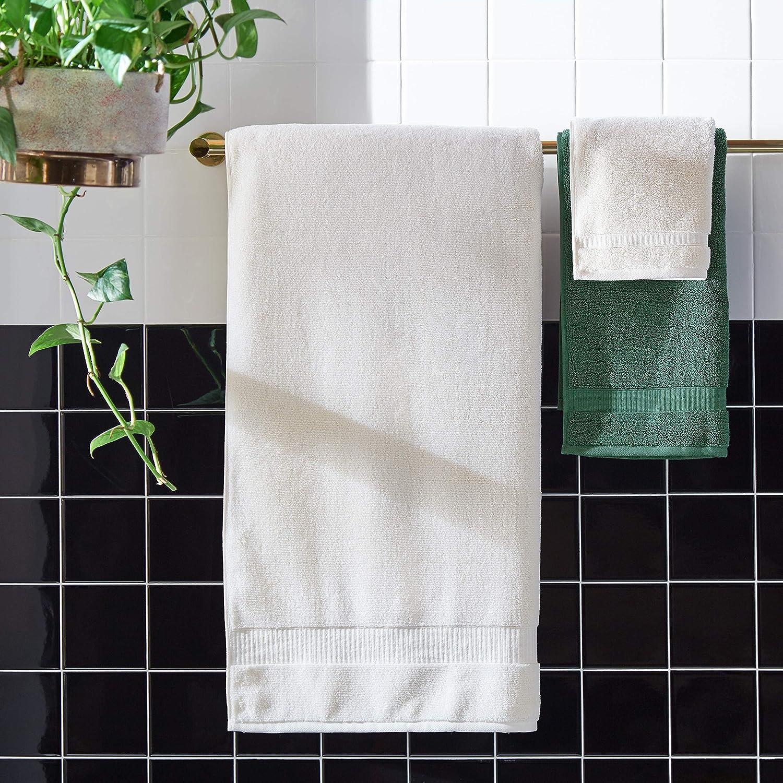 4-Pack Rivet HygroCotton Cotton Washcloth Set Pine