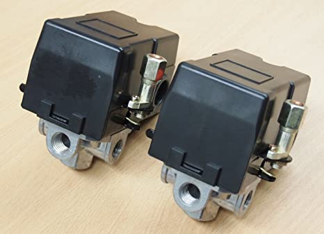 91p2FqOQ6NL._SX466_ lot of (2) pressure switch replacement 26amp for air compressor