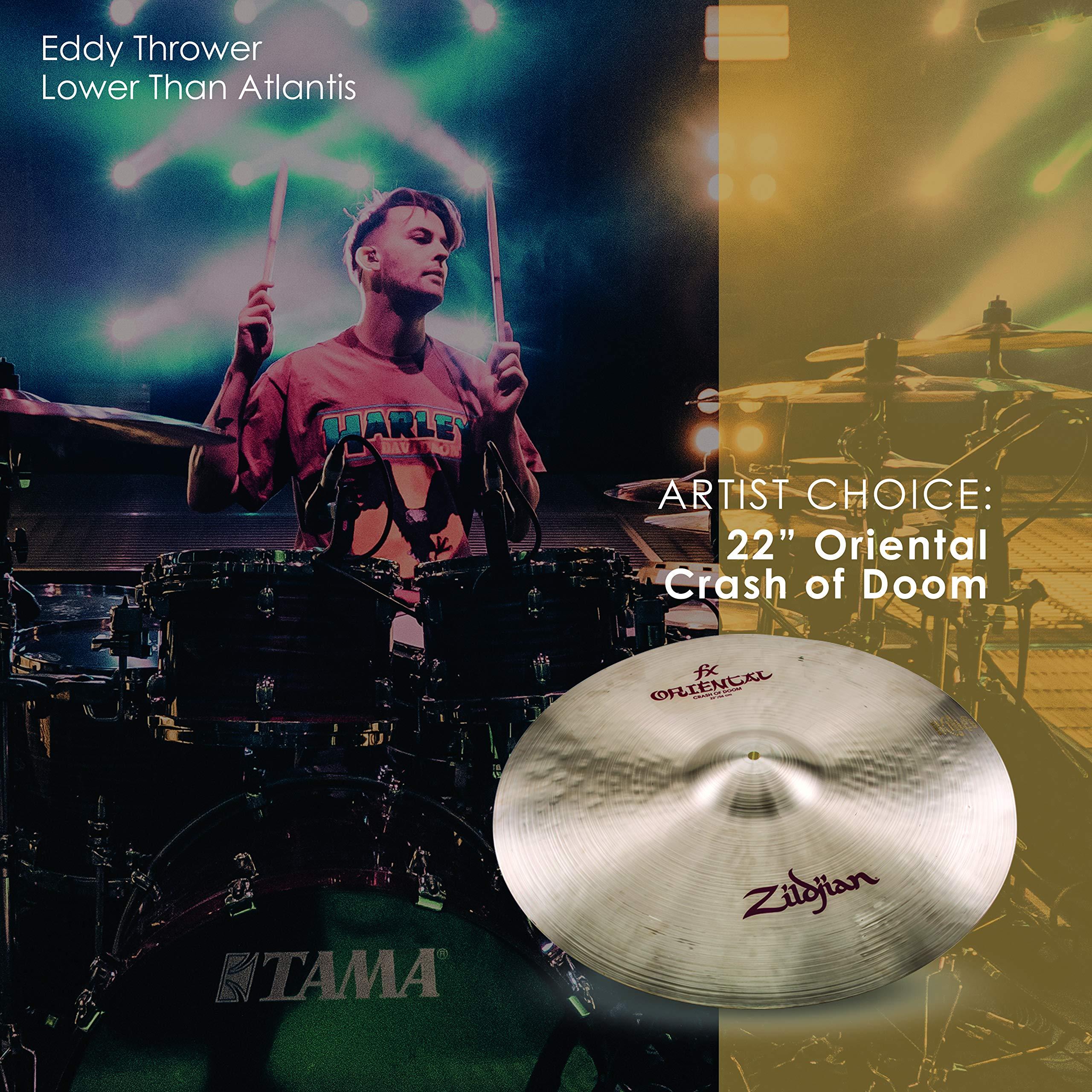 Zildjian 22'' FX Oriental Crash of Doom