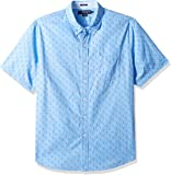 U.S. Polo Assn. 男式短袖修身花式衬衫
