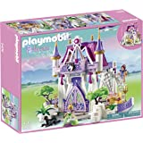 Playmobil Princesas - Castillo de cristal de 50 x 12.5 x 40 cm (5474)