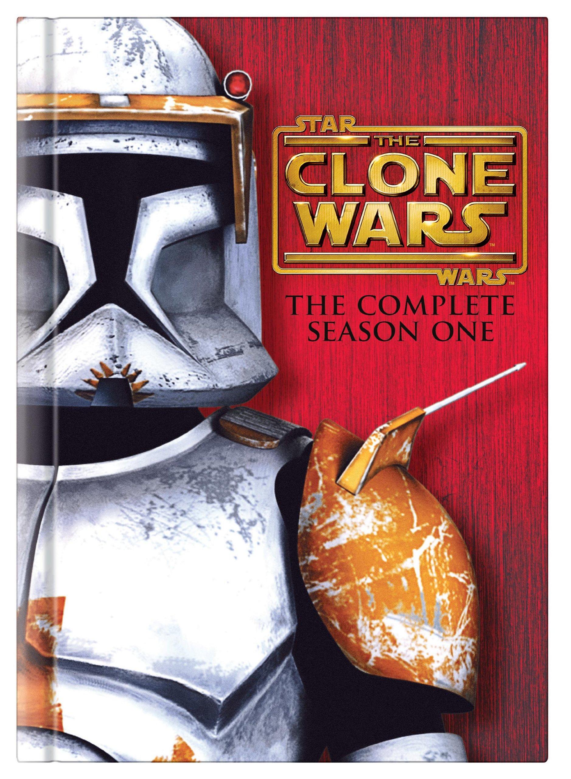 Star Wars: The Clone Wars: Season 1 by Star Wars