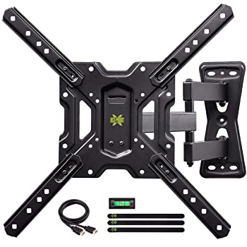 USX MOUNT Full Motion Swivel Articulating Tilt TV Wall Mount