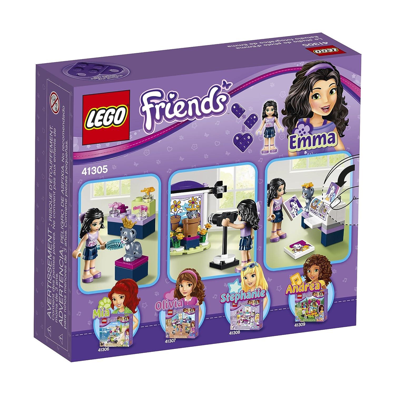 Amazon Lego Friends Emmas Photo Studio 41305 Building Kit