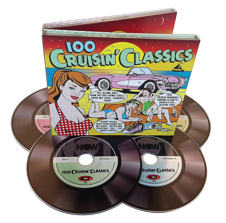 Various - 100 Cruisin Classics - Various - Amazon com Music