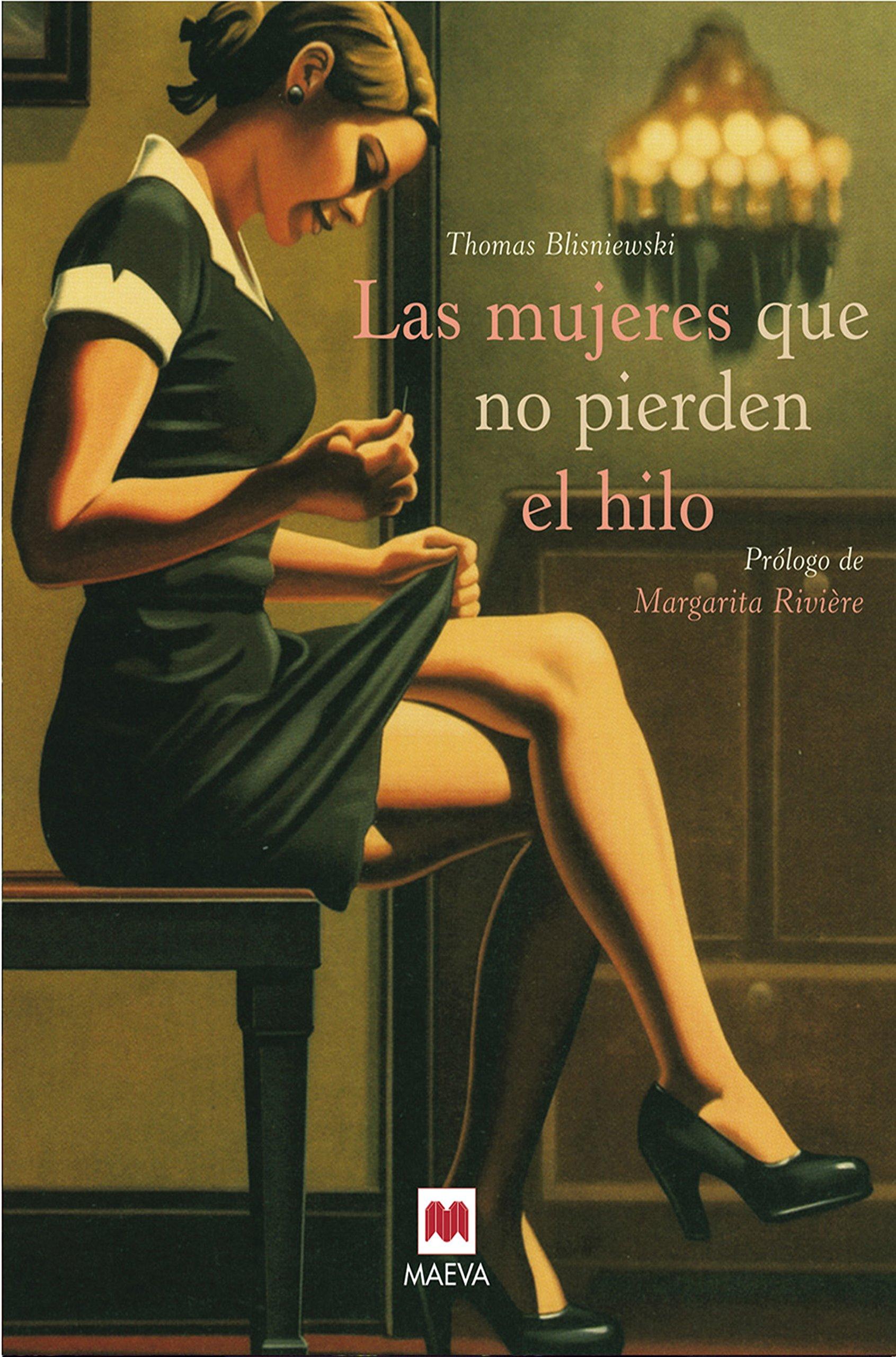 Las mujeres, que no pierden el hilo: Thomas Blisniewski: 9788492695133: Amazon.com: Books