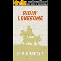 Ridin' Lonesome (English Edition)