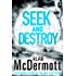 Seek and Destroy (An Eva Driscoll Thriller Book 2)