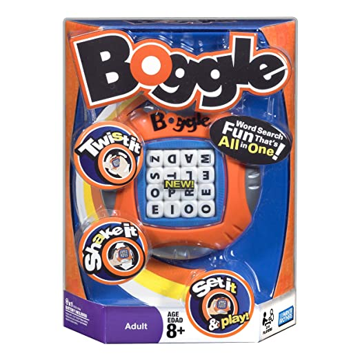 Amazon Hasbro Games Boggle Reinvention Toys