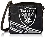 Oakland Raiders Big Logo Stripe 12 Pack Cooler