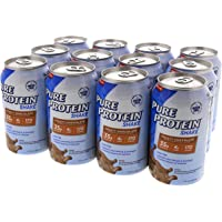 12- Count Pure Protein Ready to Drink Shakes High Frosty Chocolate
