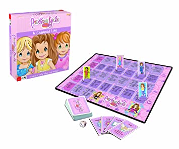 Barbie dating board game