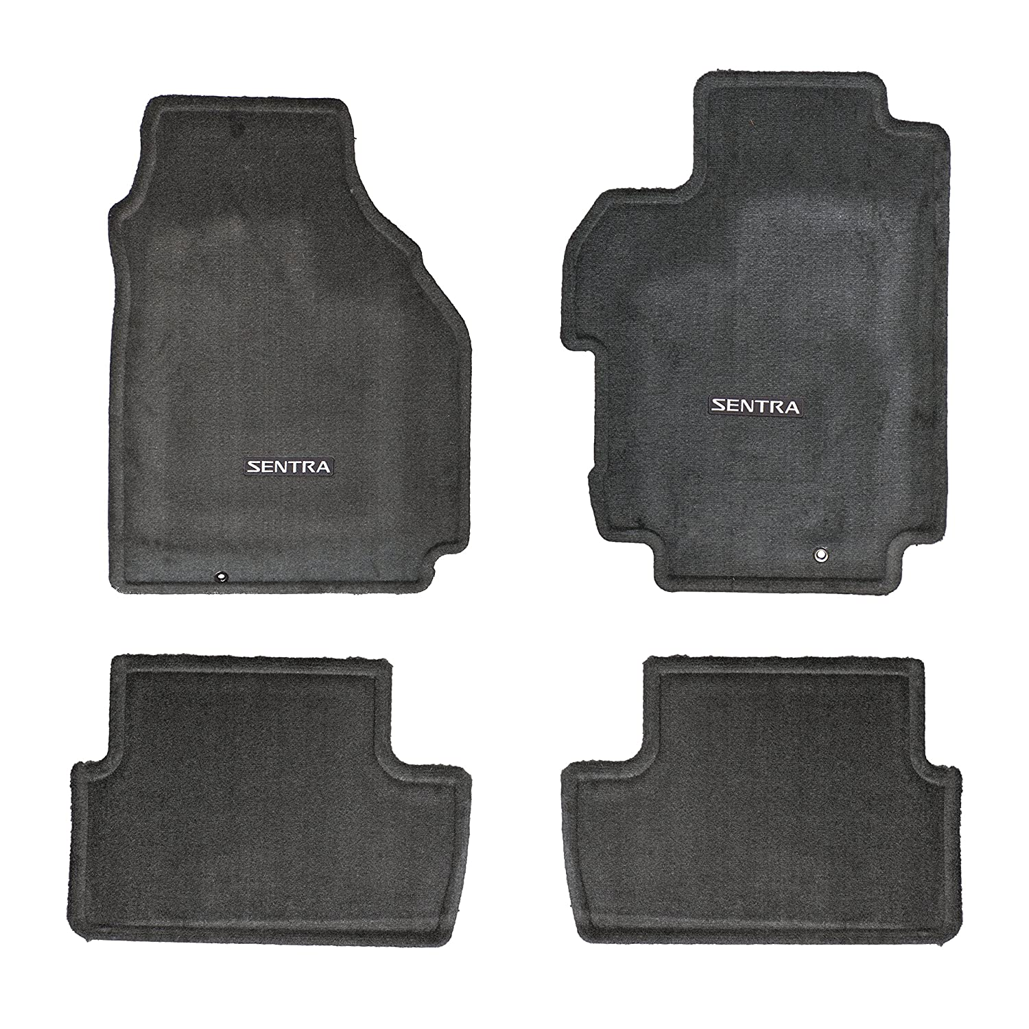 picture s p of oem sentra nissan mats set sand floor front rear