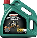 Castrol Magnatec Stop-Start Engine Oil 5W-30 A5, 4L