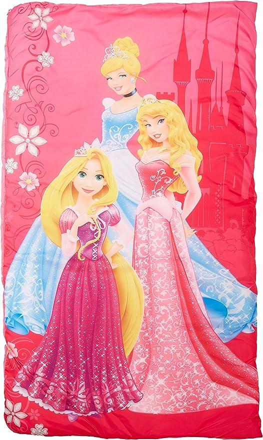 Disney Princess Tiara and Jewels 30 x  54 Slumber-Bag with Bonus Carrying Bag