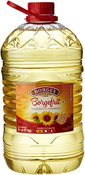 Borges Borgefrit Sunflower Oil, 5L