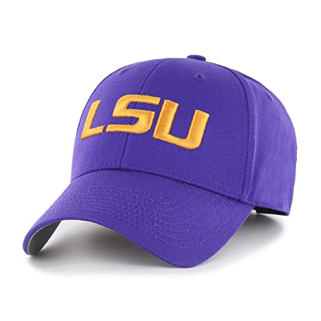 new concept 8de26 ce127 get nike lsu tigers mens purple performance coaches adjustable hat image 3  c9c53 bf86a  france ncaa lsu tigers ots all star mvp adjustable hat purple  one ...